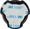 Держатель Wiiix HT-44Tmg-Silver alfa магнитный серебристый для смартфонов вид 4