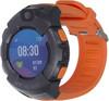 "Смарт-часы JET Kid Gear,  50мм,  1.44"",  серый / оранжевый [gear orange+grey] вид 1"