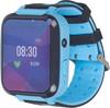"Смарт-часы JET Kid Swimmer,  45мм,  1.44"",  голубой / голубой [swimmer blue] вид 4"
