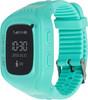 """Смарт-часы JET Kid Next,  54мм,  0.64"""",  черный / бирюзовый [next turquoise] вид 1"""