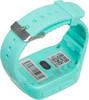 """Смарт-часы JET Kid Next,  54мм,  0.64"""",  черный / бирюзовый [next turquoise] вид 4"""