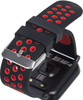 """Смарт-часы JET Sport SW-4,  46мм,  0.96"""",  черный / красный [sw-4 red] вид 4"""