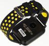"""Смарт-часы JET Sport SW-5,  52мм,  1.44"""",  черный / желтый [sw-5 yellow] вид 6"""