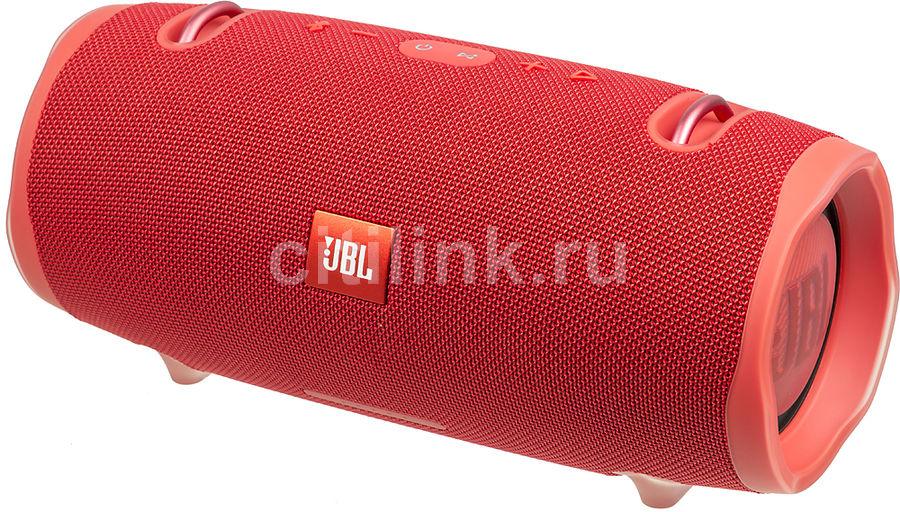 Портативная колонка JBL Xtreme 2,  40Вт, красный