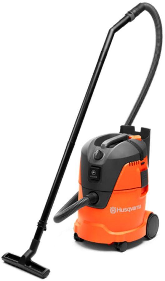 Строительный пылесос HUSQVARNA WDC 325L оранжевый [9679081-01]