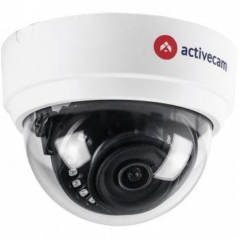 Камера видеонаблюдения ACTIVECAM AC-H1D1,  720p,  2.8 мм,  белый