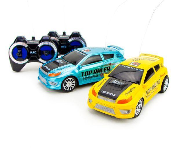 Машина радиоуправляемая PILOTAGE Top Racer №4