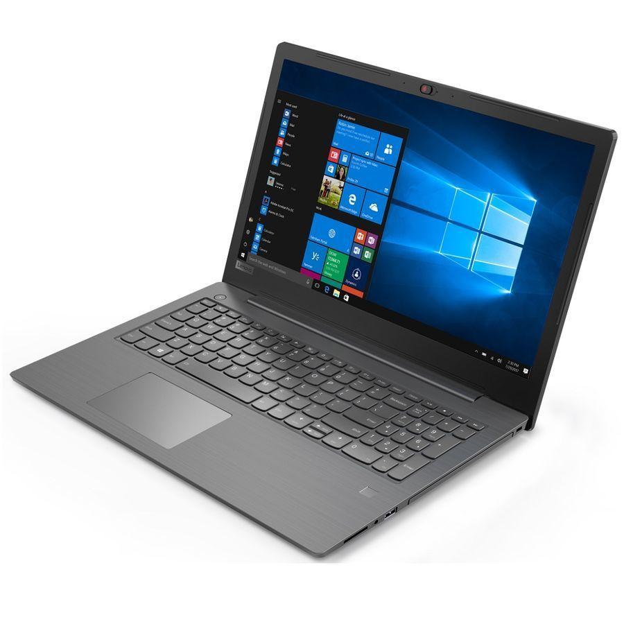 "Ноутбук LENOVO V330-15IKB, 15.6"",  Intel  Core i3  8130U 2.2ГГц, 4Гб, 128Гб SSD,  Intel UHD Graphics  620, DVD-RW, Windows 10 Professional, 81AX00QBRU,  темно-серый"