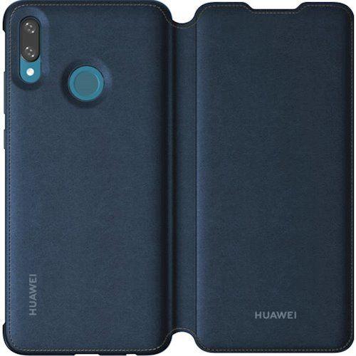 Купить Чехол (флип-кейс) HONOR Flip, для Huawei P Smart (2019), синий в интернет-магазине СИТИЛИНК, цена на Чехол (флип-кейс) HONOR Flip, для Huawei P Smart (2019), синий (1123282) - Краснодар