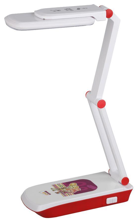 Светильник настольный ЭРА NLED-423-3W-R Фиксики на подставке,  3Вт,  белый [б0016267]