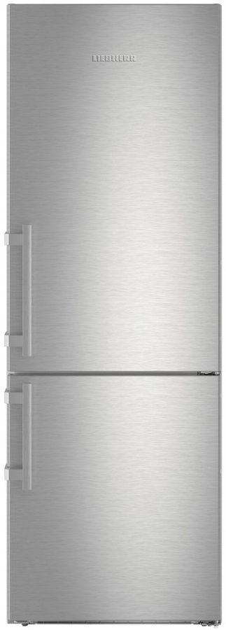 Холодильник LIEBHERR CNef 5725,  двухкамерный, нержавеющая сталь