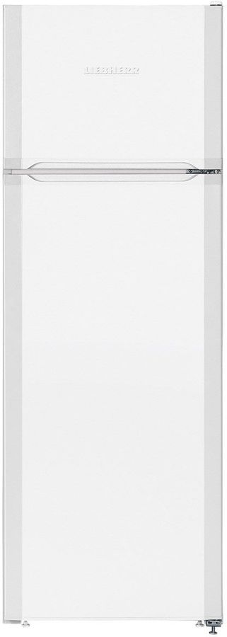 Холодильник LIEBHERR CT 2931,  двухкамерный, белый