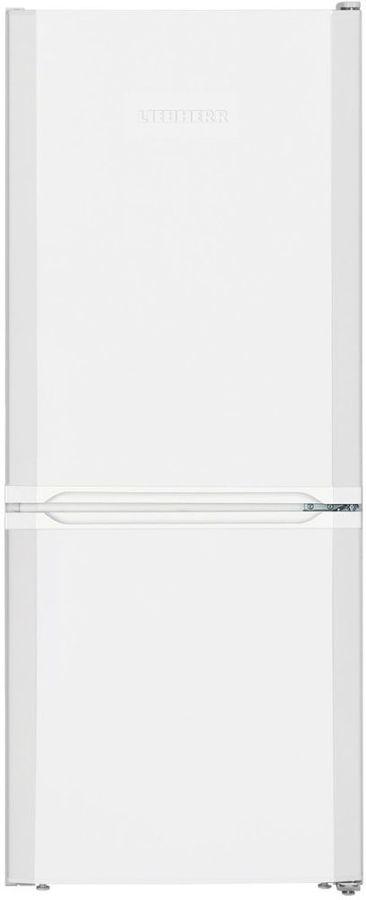 Холодильник LIEBHERR CU 2331,  двухкамерный, белый
