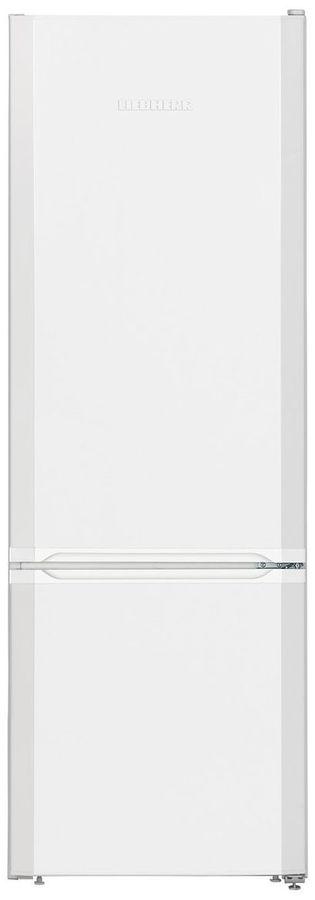 Холодильник LIEBHERR CU 2831,  двухкамерный, белый