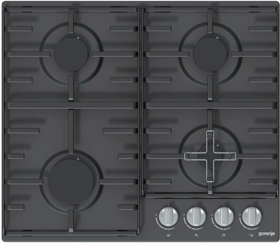 Варочная панель GORENJE G640MB,  независимая,  черный