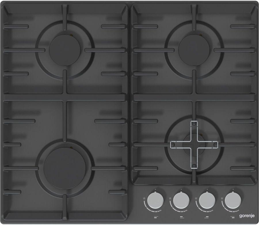 Варочная панель GORENJE G641AMB,  независимая,  черный