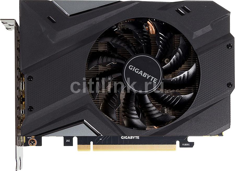 Видеокарта GIGABYTE nVidia  GeForce GTX 1660TI ,  GV-N166TIXOC-6GD,  6Гб, GDDR6, OC,  Ret