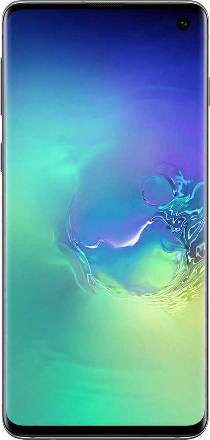 Смартфон SAMSUNG Galaxy S10 128Gb,  SM-G973F,  зеленый