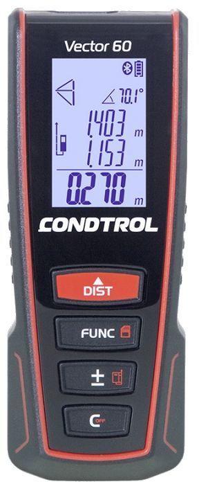 Лазерный дальномер CONDTROL Vector 60 [1-4-104]