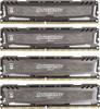 Модуль памяти CRUCIAL Ballistix Sport LT BLS4K8G4D30AESBK DDR4 -  4x 8Гб 3000, DIMM,  Ret вид 1