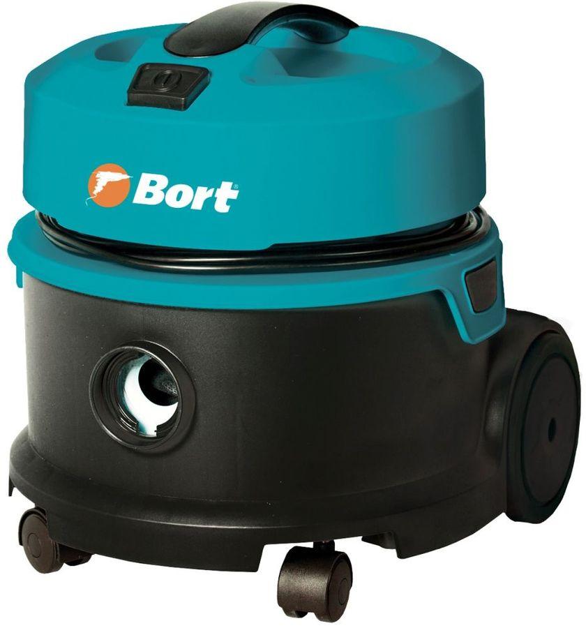 Строительный пылесос BORT BSS-1010HD синий [91204467]
