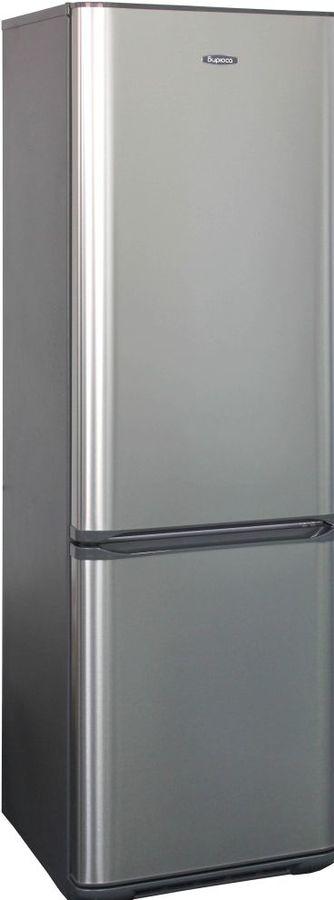 Холодильник БИРЮСА Б-I127,  двухкамерный, нержавеющая сталь
