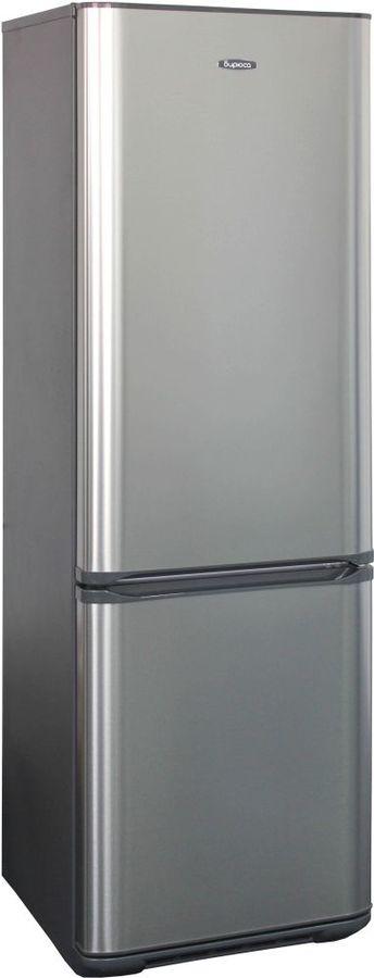 Холодильник БИРЮСА Б-I360NF,  двухкамерный, нержавеющая сталь