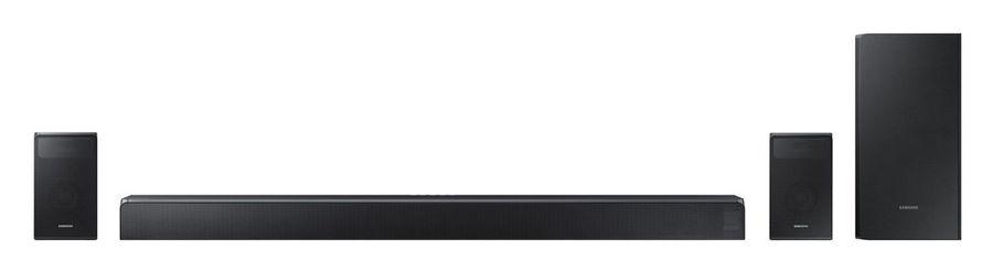 Звуковая панель Samsung HW-N950/RU 2.1 320Вт+160Вт черный