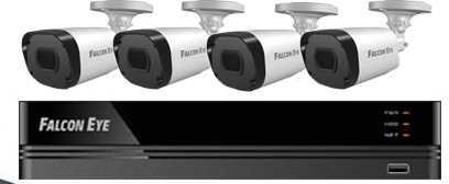 Комплект видеонаблюдения FALCON EYE FE-1108MHD Smart 8.4