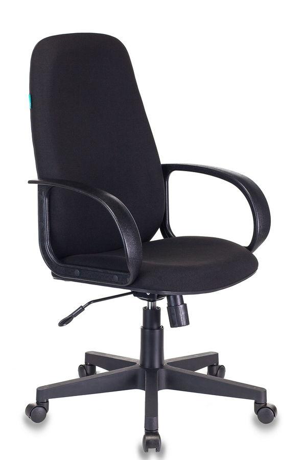 Кресло руководителя БЮРОКРАТ CH 279, черный