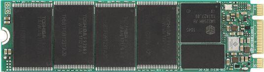SSD накопитель PLEXTOR M8VG PX-256M8VG 256Гб, M.2 2280, SATA III