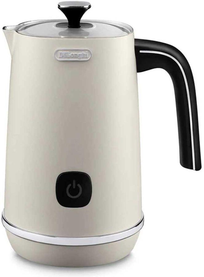 Вспениватель молока DELONGHI EMFI.W,  для кофемашин,  250мл [132043009]
