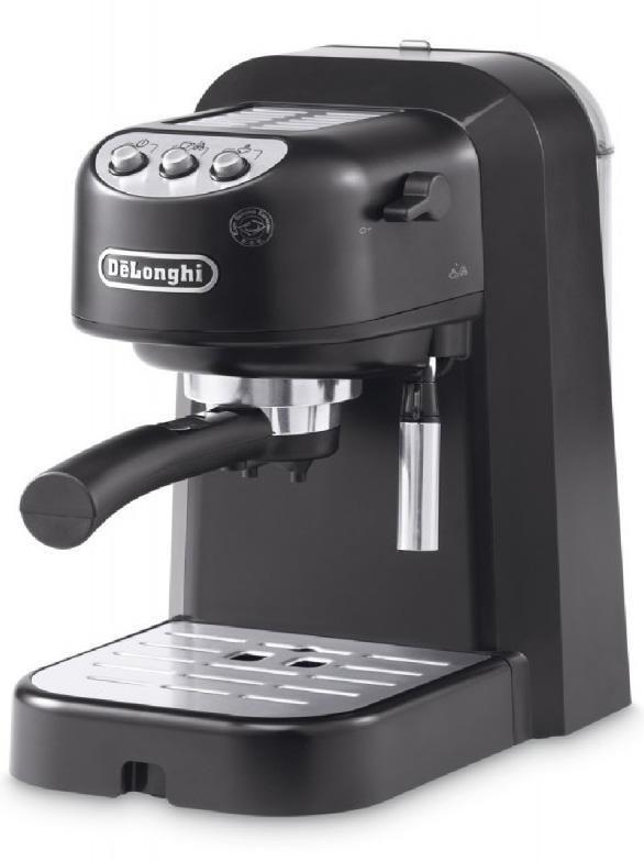 Кофеварка DELONGHI EC251.B,  эспрессо,  черный  [132103091]
