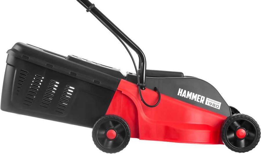 газонокосилка электрическая Hammer Etk 1000 отзывы