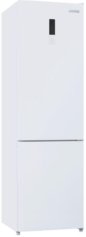 Холодильник KENWOOD KBM-2000NFDW,  двухкамерный, белый