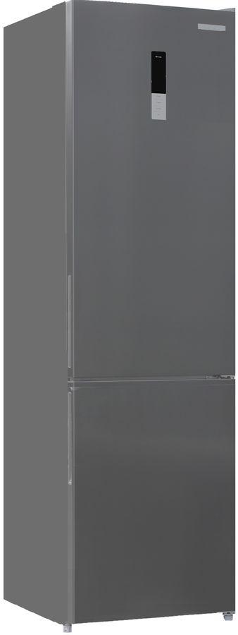 Холодильник KENWOOD KBM-2000NFDX,  двухкамерный, нержавеющая сталь