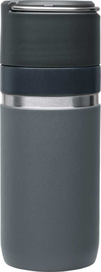Термокружка STANLEY Ceramivac, 0.48л, серый