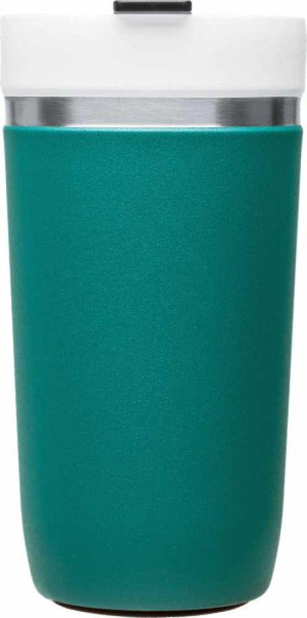 Термостакан STANLEY Ceramivac, 0.48л, бирюзовый