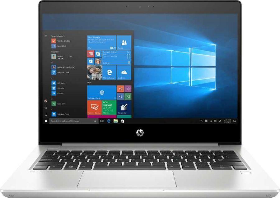 "Ноутбук HP ProBook 430 G6, 13.3"",  Intel  Core i5  8265U 1.6ГГц, 4Гб, 500Гб,  Intel UHD Graphics  620, Windows 10 Professional, 5PP44EA,  серебристый"