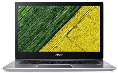 "Ультрабук ACER Swift 3 SF314-56G-57HK, 14"",  IPS, Intel  Core i5  8265U 1.6ГГц, 8Гб, 256Гб SSD,  nVidia GeForce  Mx150 - 2048 Мб, Windows 10 Home, NX.H4LER.004,  серебристый"