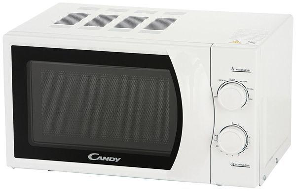 Микроволновая Печь Candy CMW2070M 20л. 700Вт белый