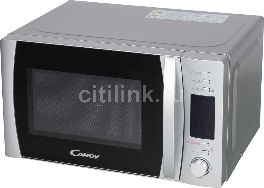Микроволновая Печь Candy CMXG20DS 20л. 700Вт серебристый