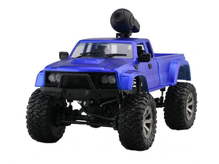 Машина радиоуправляемая AOSENMA RC Rock Crawler Car