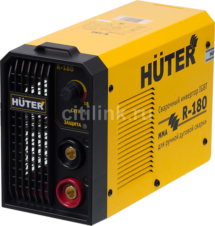 Сварочный аппарат инвертор HUTER R-180 [65/46]