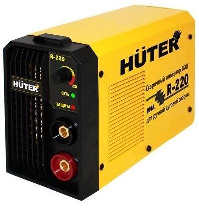 Сварочный аппарат инвертор HUTER R-220 [65/48]