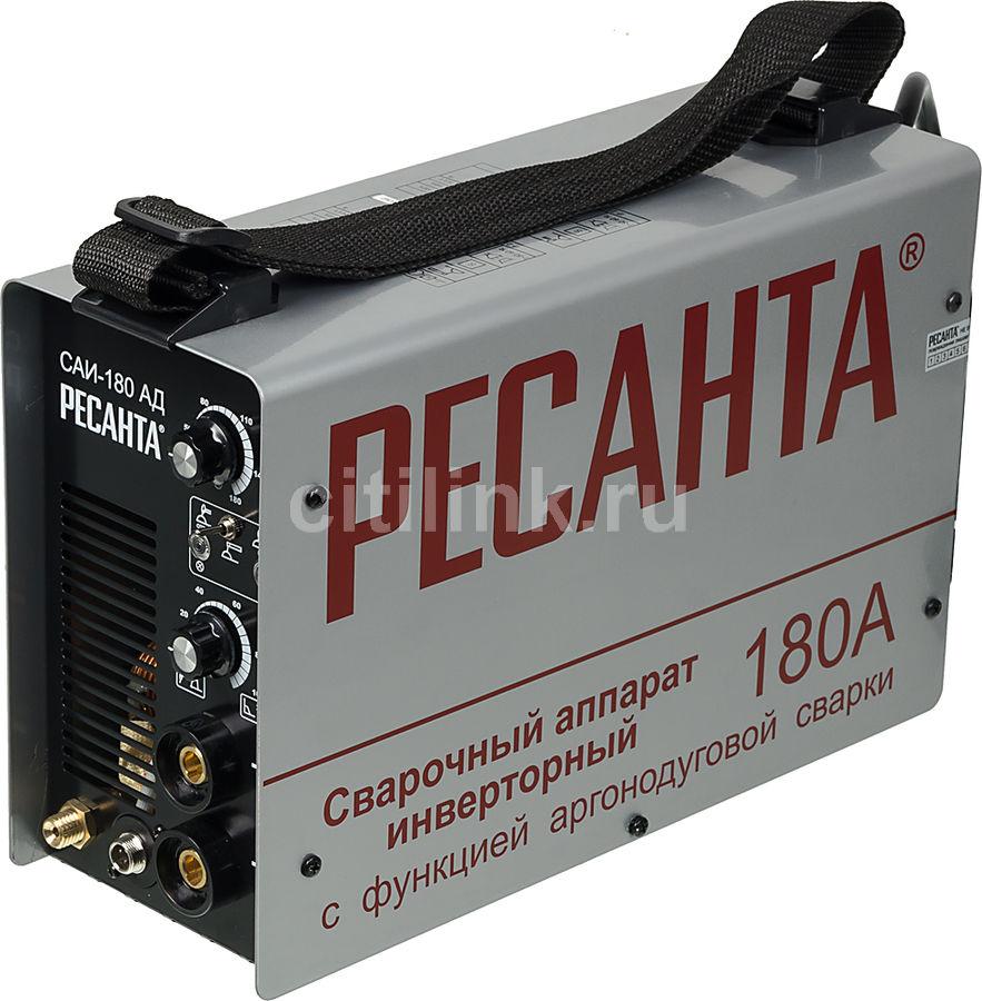 Сварочный аппарат инвертор РЕСАНТА САИ-180-АД [65/16]