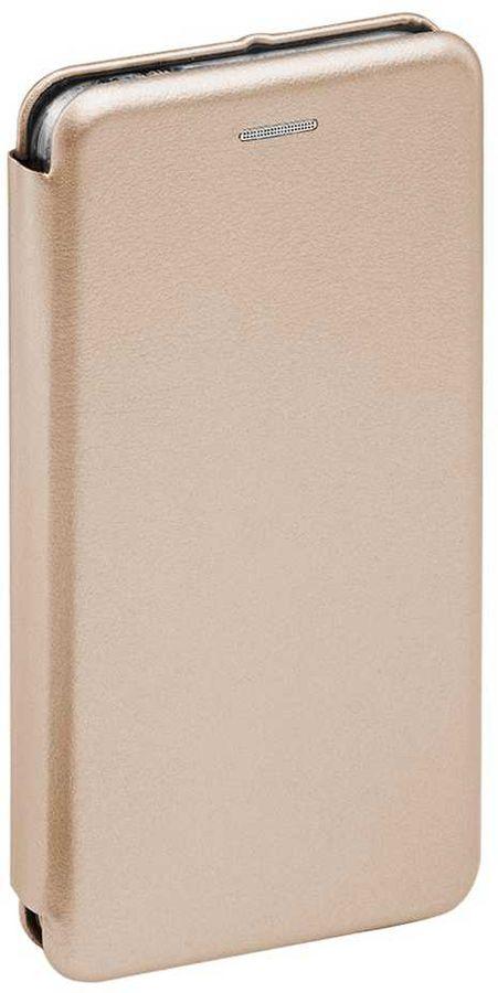 Чехол (флип-кейс) DEPPA Clamshell Case, для Huawei Honor 8 Lite, золотистый [86552]