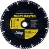 Отрезной диск FUBAG Multi Master,  универсальный,  230мм [88230-3] вид 1