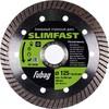 Отрезной диск FUBAG Slim Fast,  по камню,  125мм [80125-3] вид 1