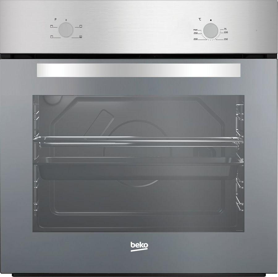 Духовой шкаф BEKO BIC21006M,  нержавеющая сталь